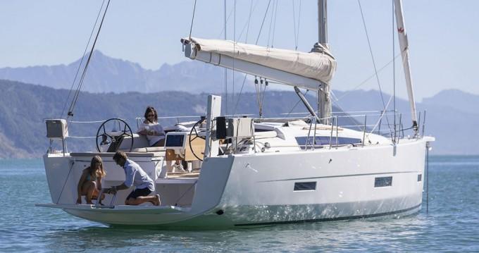 Zeilboot te huur in Paros voor de beste prijs