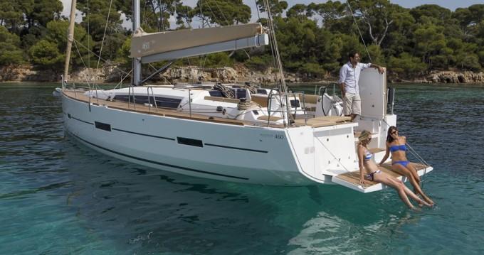 Dufour Dufour 460 Grand Large te huur van particulier of professional in Mykonos (Island)