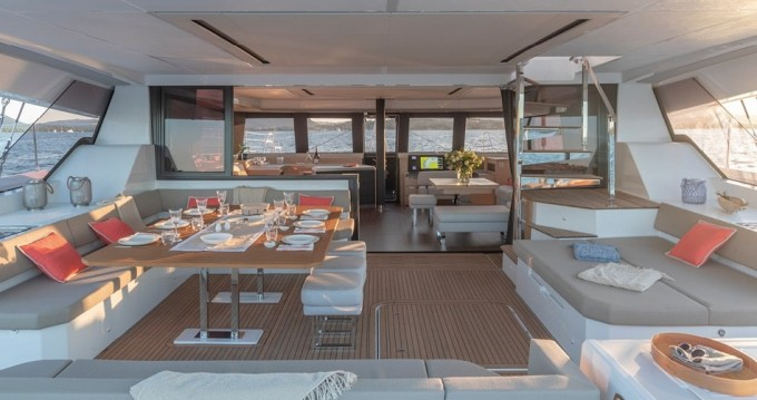 Fountaine Pajot Alegria 67 te huur van particulier of professional in Athene
