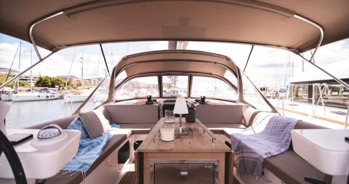 Verhuur Zeilboot in Mykonos (Island) - Dufour Dufour 520 Grand Large
