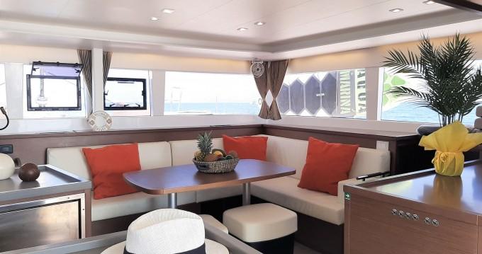 Catamaran te huur in Mykonos (Island) voor de beste prijs