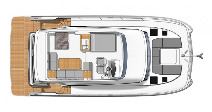 Fountaine Pajot Summerland 40 te huur van particulier of professional in Key West