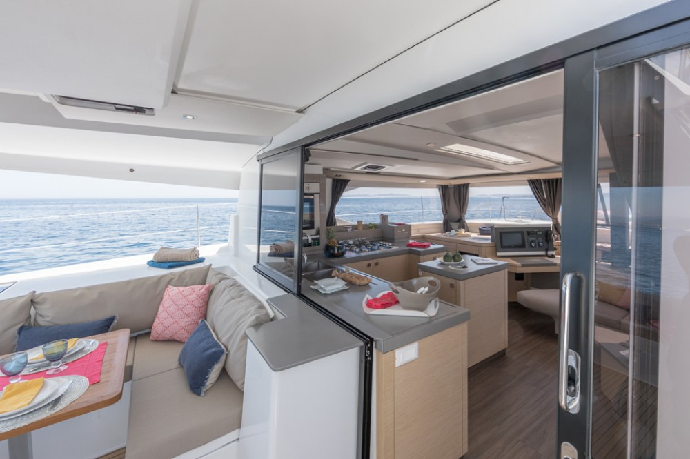 Jachthuur in Victoria - Fountaine Pajot Saona 47 via SamBoat