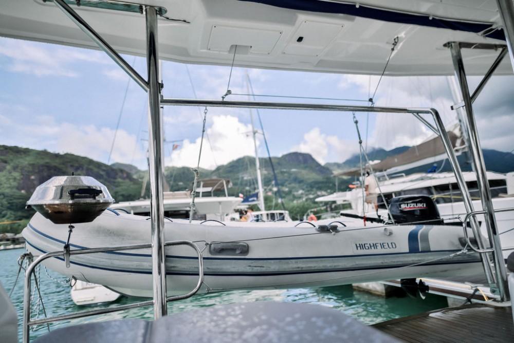Bootverhuur Robertson and Caine Leopard 48 in Seychellen via SamBoat