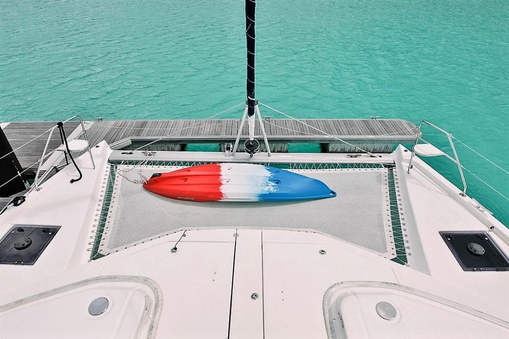 Catamaran te huur in Seychellen voor de beste prijs