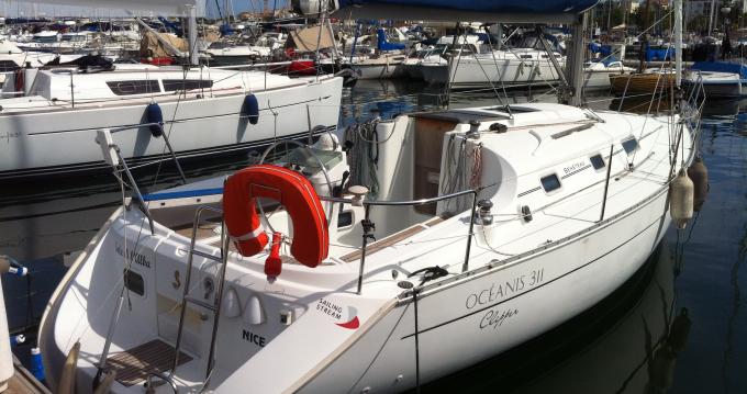 Bootverhuur Bénéteau Oceanis 311 in Antibes via SamBoat