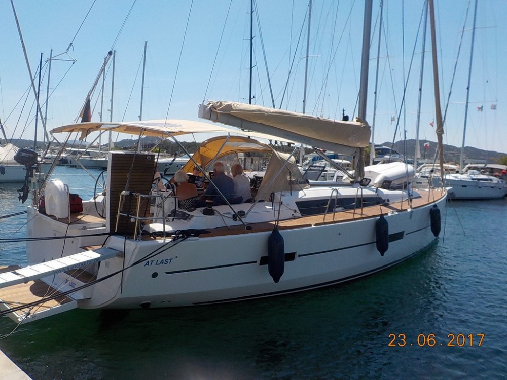 Bootverhuur Dufour Dufour 460 Grand Large in  via SamBoat