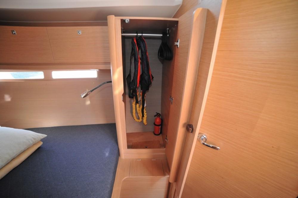 Verhuur Zeilboot in Olbia - Dufour Dufour 56 Exclusive