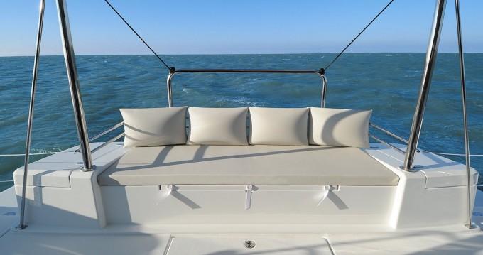 Verhuur Catamaran in Propriano - Catana Bali 4.1