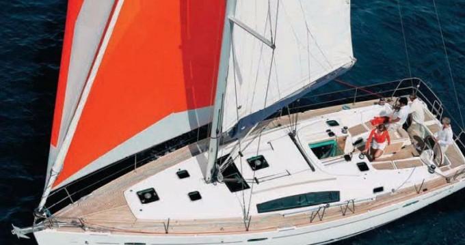 Bootverhuur Formentera goedkoop Oceanis 43