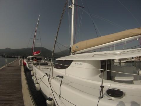 Huur Catamaran met of zonder schipper Fountaine Pajot in Propriano