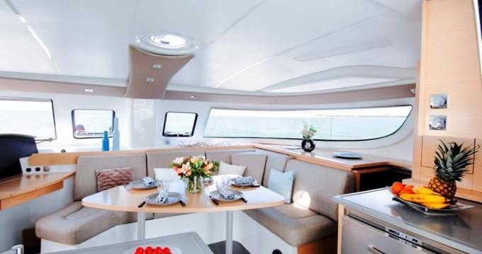 Verhuur Catamaran in Propriano - Fountaine Pajot Lipari 41
