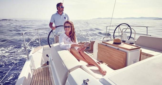 Verhuur Zeilboot in Playa Sardinera - Jeanneau Sun Odyssey 440