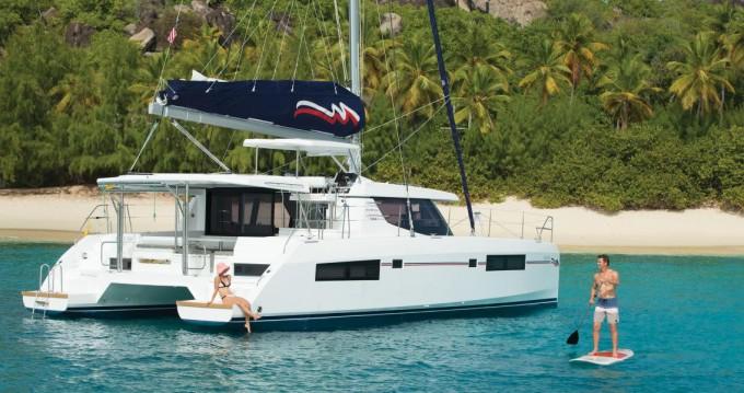 Catamaran te huur in Procida voor de beste prijs