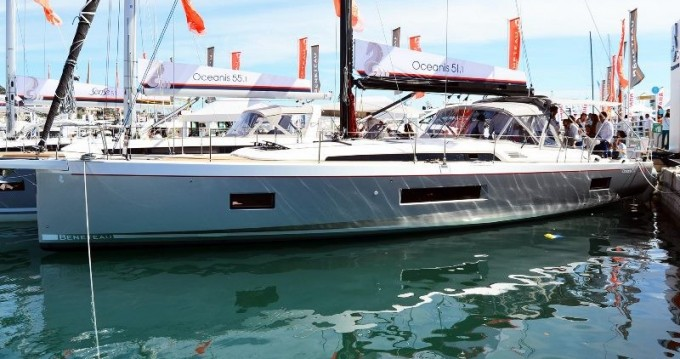 Verhuur Zeilboot in Marina di Portorosa - Bénéteau Oceanis 51.1