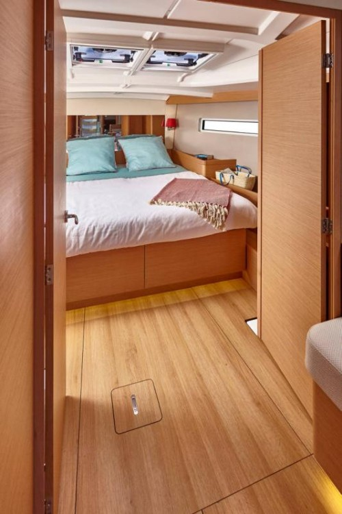 Bootverhuur Jeanneau - Sun Odyssey Sun Odyssey 440 in Cannigione via SamBoat