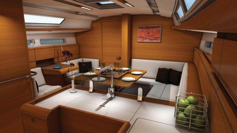 Jachthuur in  - Bénéteau Oceanis 38.1 via SamBoat