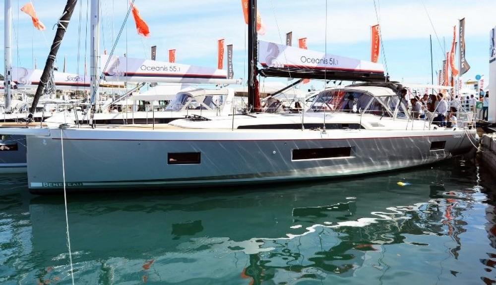 Verhuur Zeilboot in Procida - Bénéteau Oceanis 51.1