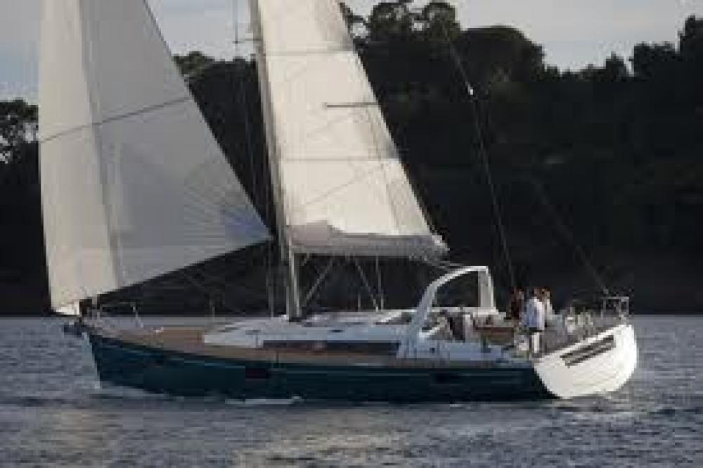 Bootverhuur Bénéteau Oceanis 48 in Cannigione via SamBoat