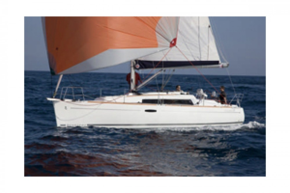 Bootverhuur Bénéteau Oceanis 31 in Furnari via SamBoat