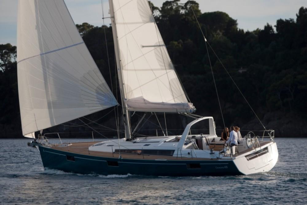 Verhuur Zeilboot in Cannigione - Bénéteau Oceanis 48