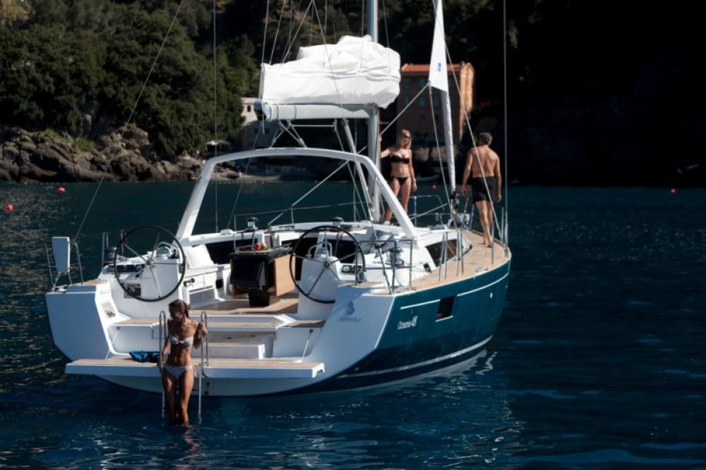 Bénéteau Oceanis 48 te huur van particulier of professional in Cannigione