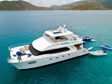 Verhuur Catamaran Horizon met vaarbewijs