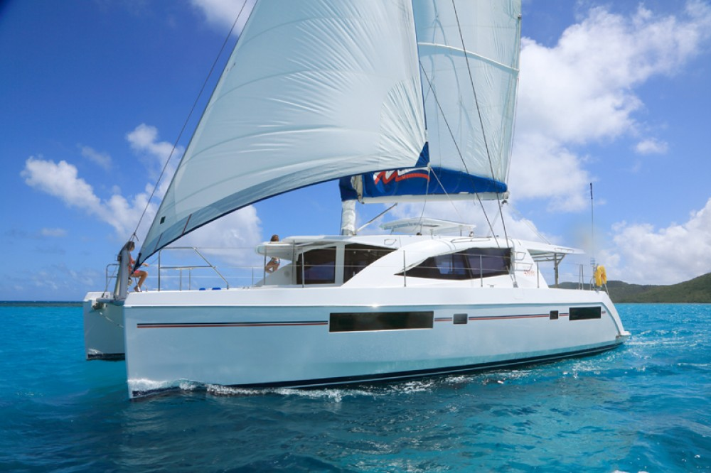 Bootverhuur Robertson-Caine Leopard 48 in Cannigione via SamBoat