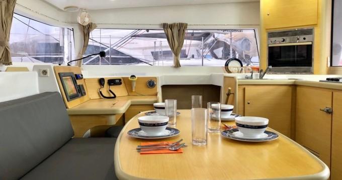 Catamaran te huur in Cartagena voor de beste prijs