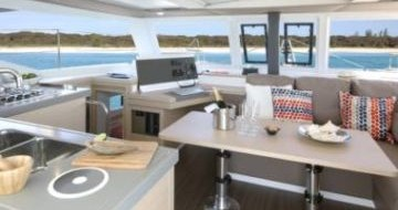 Fountaine Pajot Lucia 40 te huur van particulier of professional in Saint Thomas