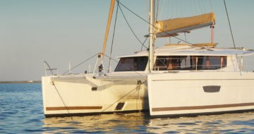 Fountaine Pajot Helia 44 te huur van particulier of professional in Saint Thomas