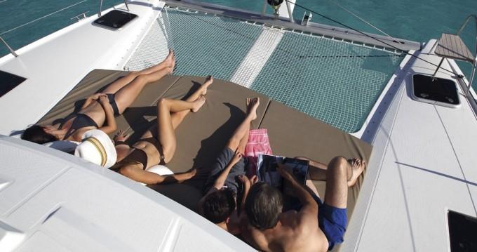 Huur Catamaran met of zonder schipper Fountaine Pajot in Tortola