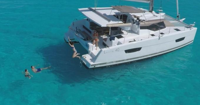 Fountaine Pajot Lucia 40 te huur van particulier of professional in Tortola