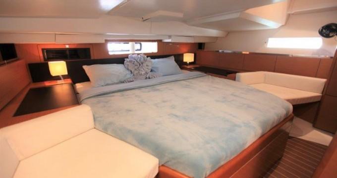 Jachthuur in Tortola - Jeanneau Sun Odyssey 44 Ds via SamBoat