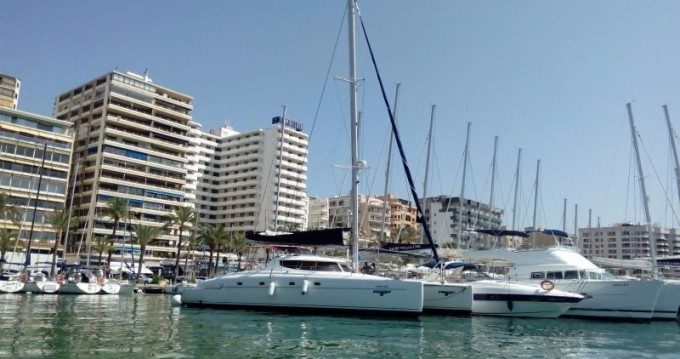 Catamaran te huur in Tenerife voor de beste prijs