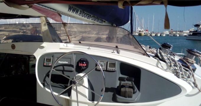 Verhuur Catamaran in Cienfuegos - Fountaine Pajot Bahia 46