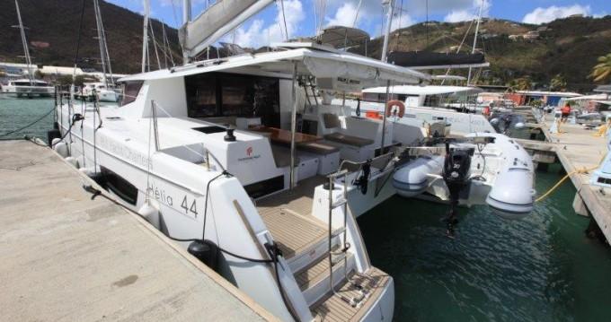 Jachthuur in Tortola - Fountaine Pajot Helia 44 Evolution via SamBoat