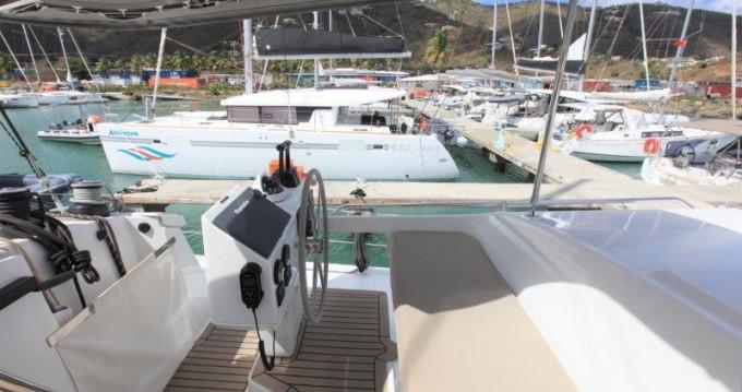 Bootverhuur Fountaine Pajot Helia 44 Evolution in Tortola via SamBoat