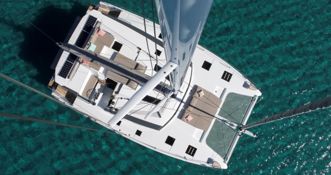 Fountaine Pajot Fountaine Pajot te huur van particulier of professional in Tortola