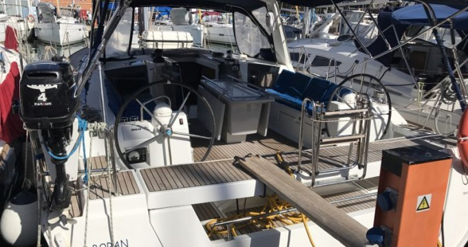 Jachthuur in Palma de Mallorca - Bénéteau Oceanis 45 via SamBoat