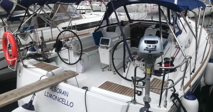 Jeanneau Sun Odyssey 419 te huur van particulier of professional in Palma de Mallorca