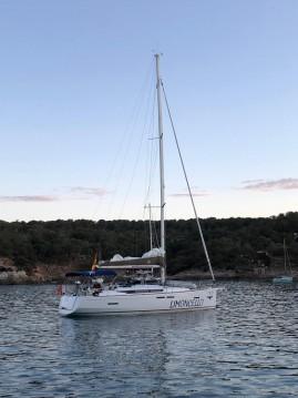 Bootverhuur Jeanneau Sun Odyssey 419 in Palma de Mallorca via SamBoat