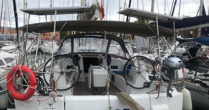 Bootverhuur Jeanneau Sun Odyssey 519 in Tenerife via SamBoat