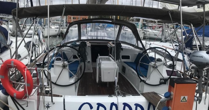 Jeanneau Sun Odyssey 519 te huur van particulier of professional in Tenerife