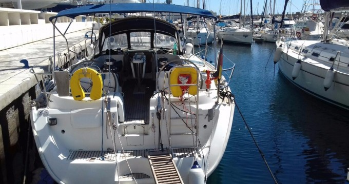 Verhuur Zeilboot in Tenerife - Bénéteau Beneteau 50 Celebration