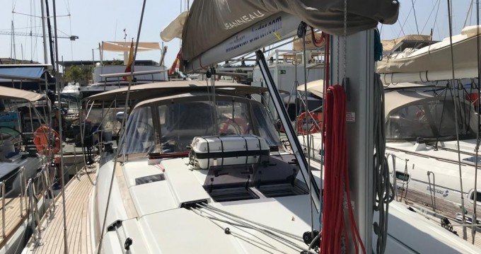 Huur een Jeanneau Sun Odyssey 519 in Palma de Mallorca