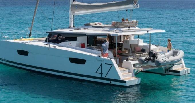 Catamaran te huur in Tortola voor de beste prijs