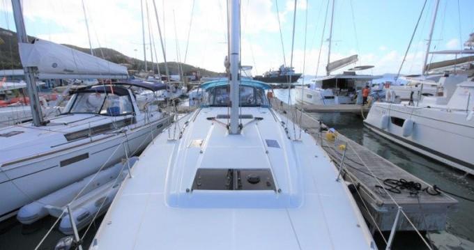 Bootverhuur Jeanneau Sun Odyssey 509 in Tortola via SamBoat