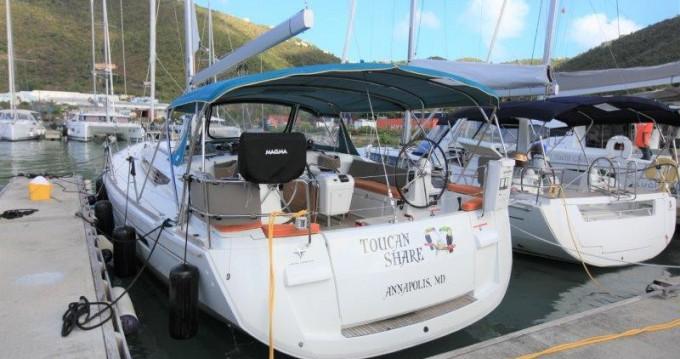 Verhuur Zeilboot in Tortola - Jeanneau Sun Odyssey 509