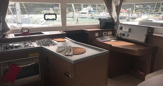 Jachthuur in Tortola - Lagoon Lagoon 450 via SamBoat